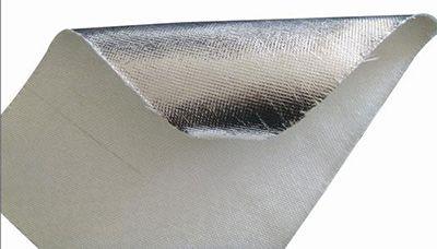 铝箔防火阻燃布